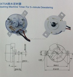 5 minute spin timer washing machine timer parts buy washing machine timer with wires [ 1000 x 885 Pixel ]