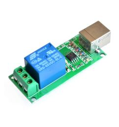 get quotations 5v usb relay 1 channel programmable computer control for smart home [ 1000 x 1000 Pixel ]