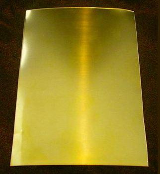 1 4 Brass Sheet