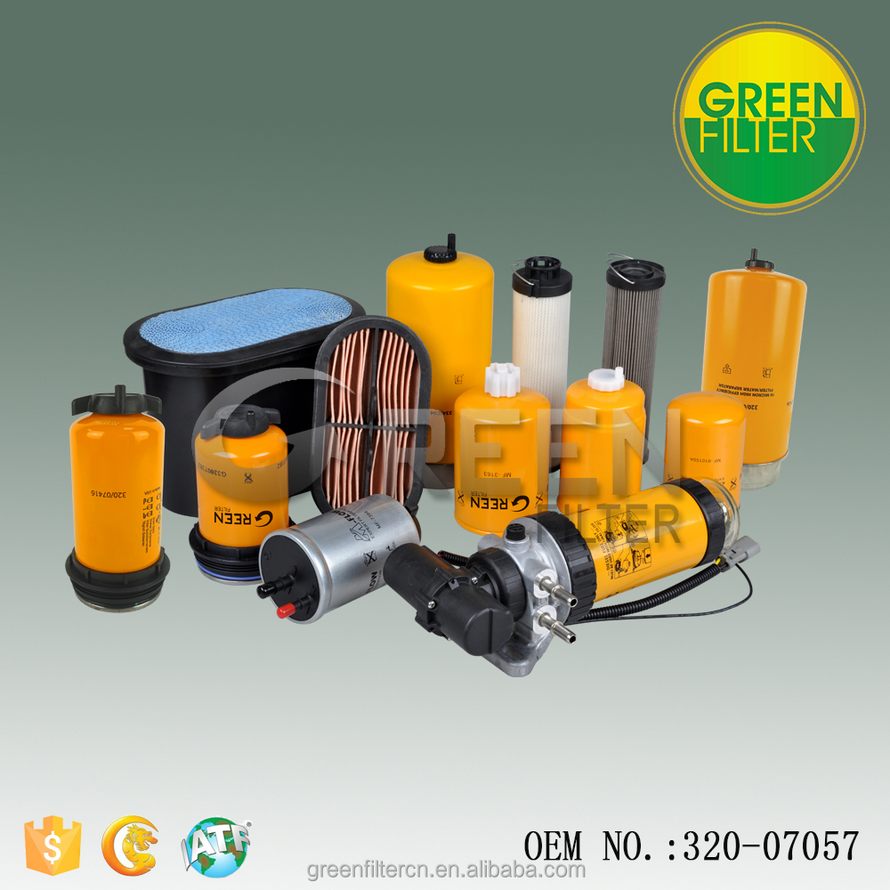 medium resolution of 320 07057 good quality fuel filter for diesel engine parts buy fuel filter