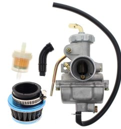 get quotations carbhub pz20 carburetor for kazuma baja 50cc 70cc 90cc 110cc 125cc taotao 110b nst sunl chinese [ 1200 x 1200 Pixel ]