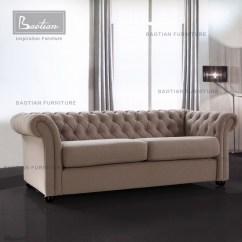 Chesterfield Sofa Bed Lazy Boy Furniture Beds Baotian Set Designs Modern Fabric Cum Living Room House Folding