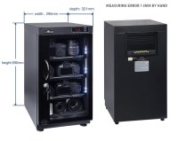 Abmcdc Storage Cabinet Temperature Controlled Dry Box ...