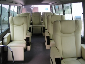Luxury Toyota Hiace Van Seats Xj Dsw001 Buy Luxury
