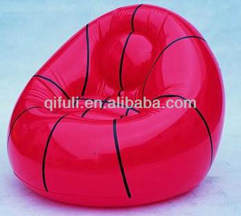air bag chair revolving gst rate inflatable bean new