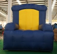 inflatable birthday king chair inflatable chair, View ...