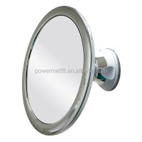 Rotating No Fog Shower Mirror Fogless Mirror Antifog Bath