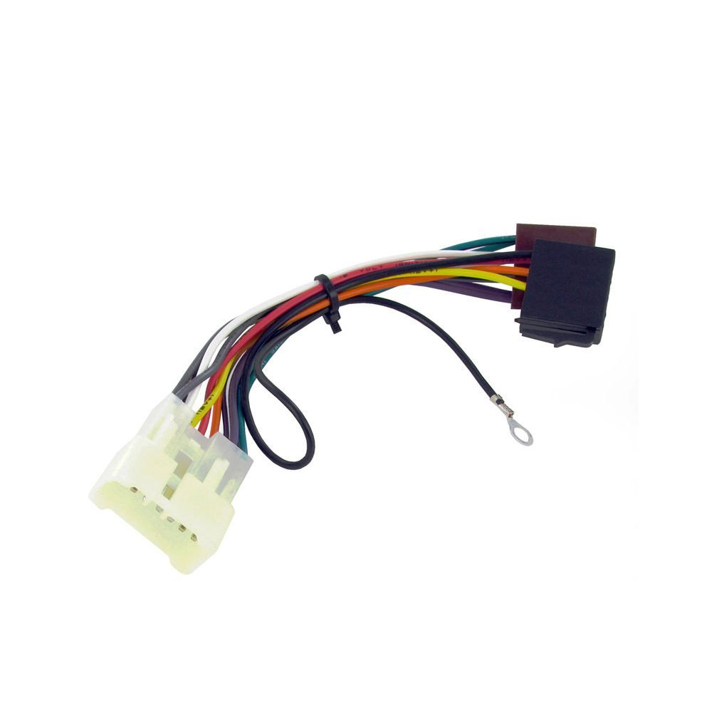 medium resolution of wiring harness adapter for suzuki vitara 1996 iso stereo plug adaptor