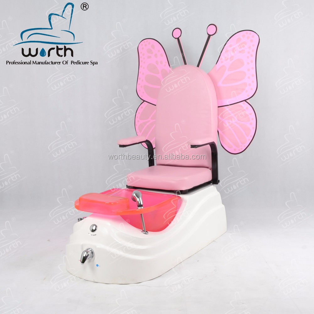 child pedicure chair plus size dining chairs foot spa kids for kid salon furniture buy