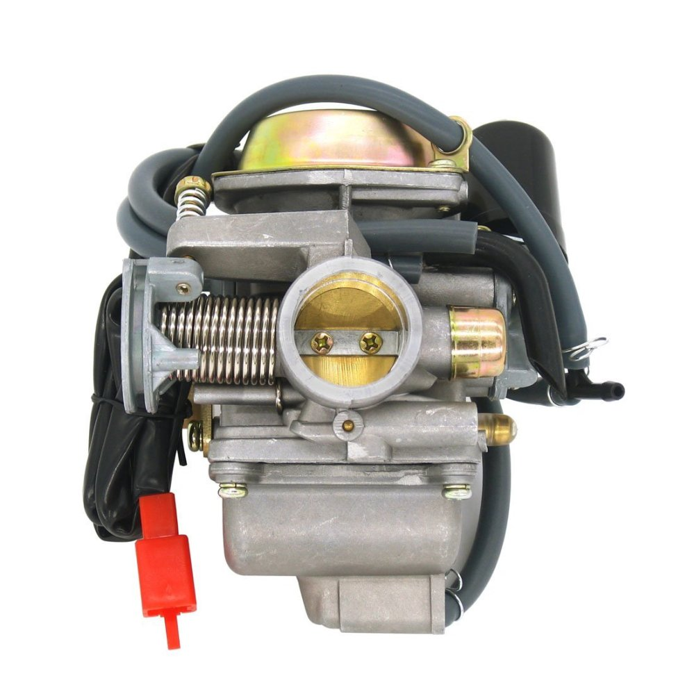 medium resolution of get quotations atoparts 125cc 150cc keihin carburetor for motor scooter moped atv go kart gy6 4 stroke