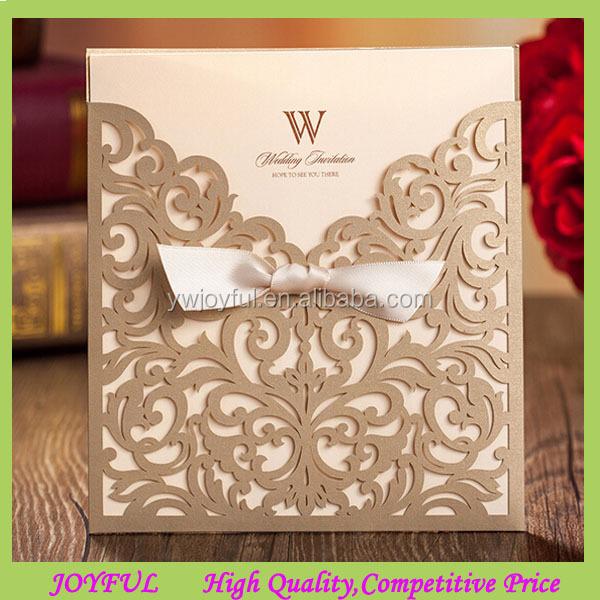 Wedding Invitation Card Supplieranufacturers At Alibaba