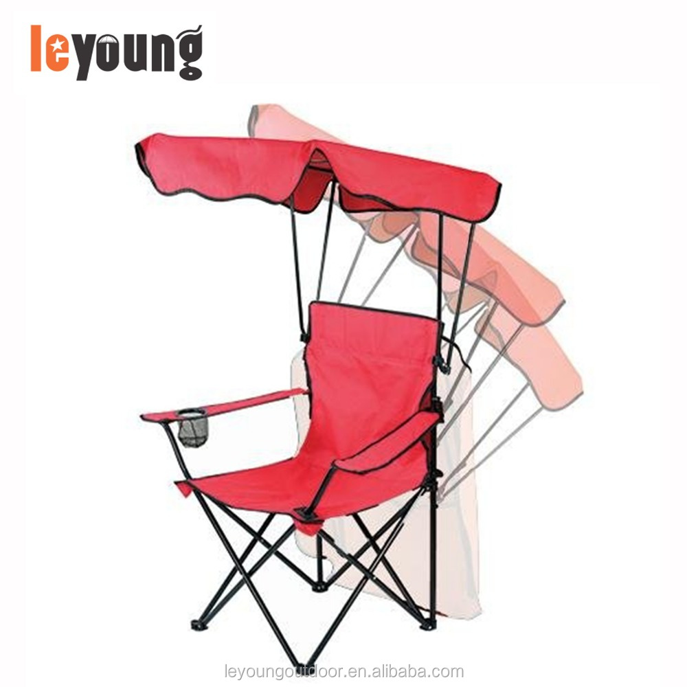 Camping Chair With Canopy Portable Folding Canopy Chair Picnic And Camping Chair Buy Folding Chair With Canopy Fishing Chair Adjustable Canopy Folding Camp Chair Product On