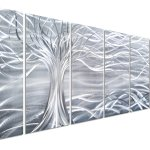 Buy Pure Art Willow Tree Of Life Metal Wall Art Abstract