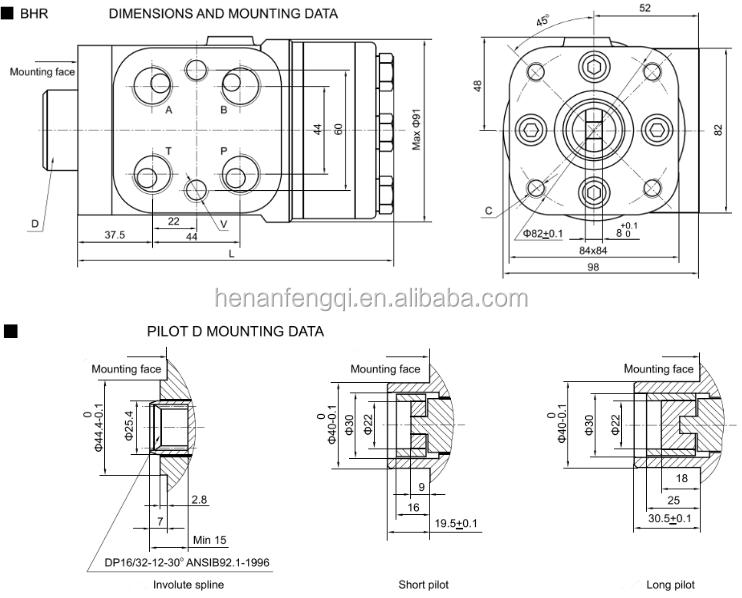 Hydraulic Orbital Valve / Orbitrol Hydraulic Steering