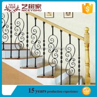 Outdoor Balcony/ Stair/ Fence Wrought Iron Railing - Buy ...