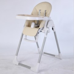 Height Adjustable High Chair Baby Sling Fabric By The Yard Astm Approval Stability Space Saving Wooden