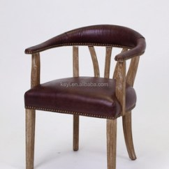 Antique Wooden Chairs Pictures Folding Chair Caps Leather Arm Dining Restaurant Ch 262 Oak