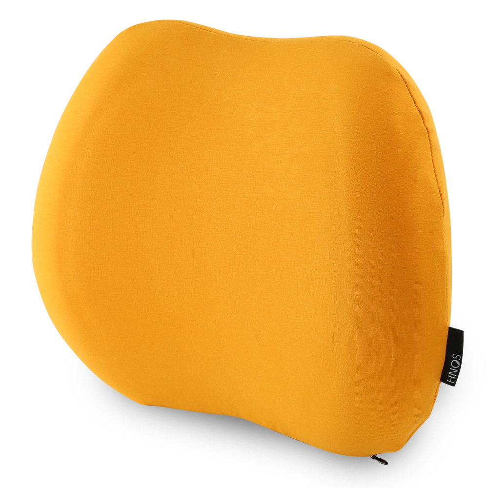 Lumbar Support Pillow For Chair Bus Driver Seat Cushion Pain Relief Car Backrest Lumbar Support Pillow Office Chair Memory Foam Back Cushion With Memory Foam Buy Ventilation Mesh