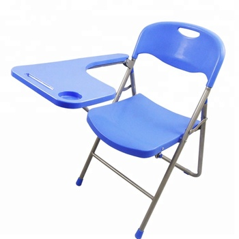 chairs in bulk narrow bedroom chair high quality folding with writing board student big tablet arm college loading