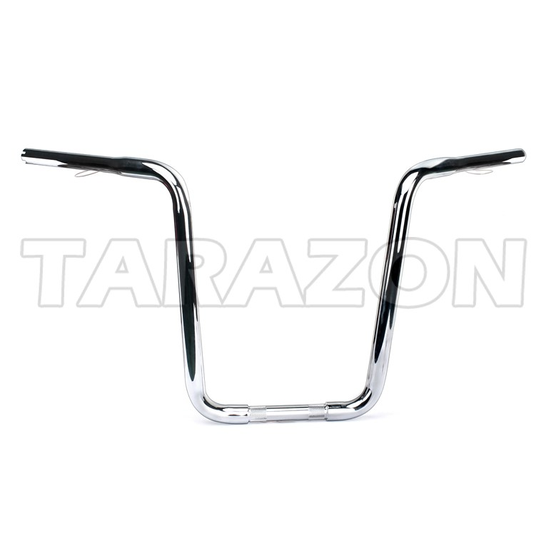 17'' Metal Steel Ape Hanger Handlebars kits for harley