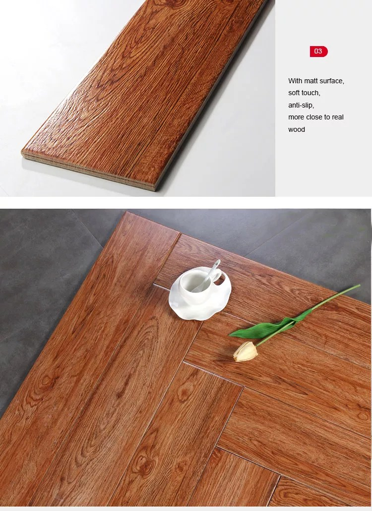 faux wood grain 150x800 rosewood look ceramic floor tile view wood look ceramic tile jidi product details from foshan yaohui building materials co