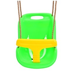 Hanging Chair For Baby Ice Fishing With Rod Holder Brand Safe Large Space Indoor Outdoor Swing Single Kids