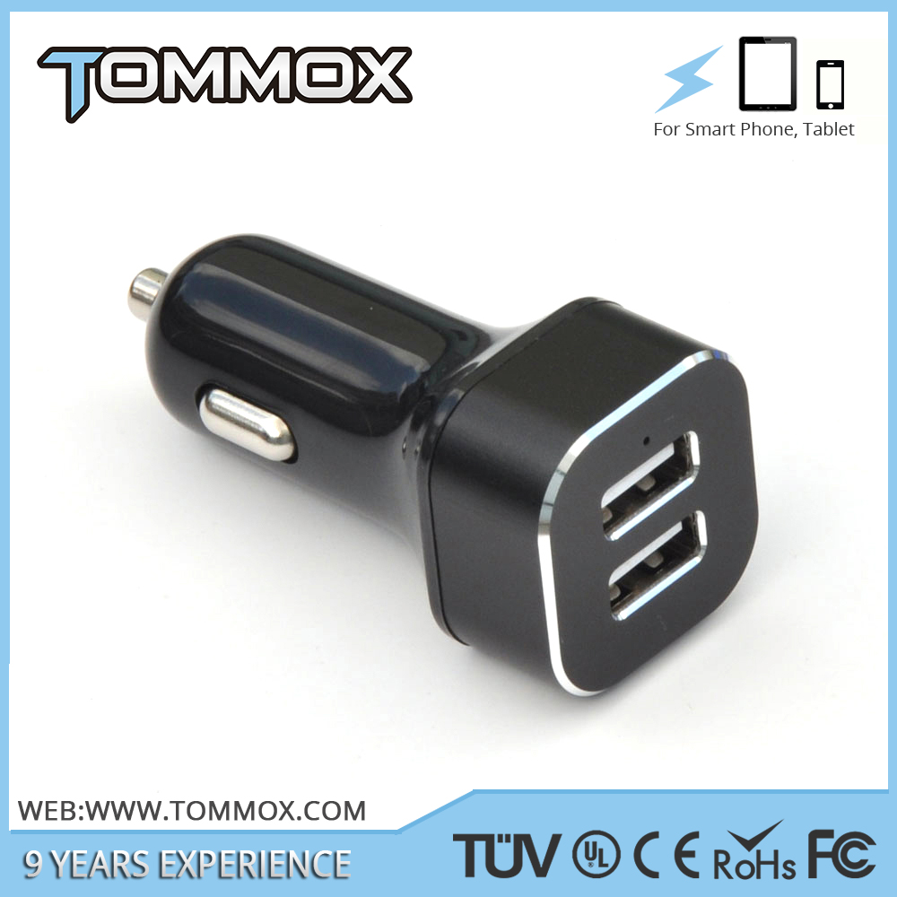 medium resolution of 5v 4 8a 24w 10 colors usb car charger wiring diagram 65 30 30mm 12 months warranty cigarette type