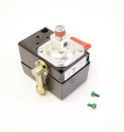 get quotations craftsman 5140117 67 air compressor pressure switch genuine original equipment manufacturer oem part [ 1000 x 1000 Pixel ]