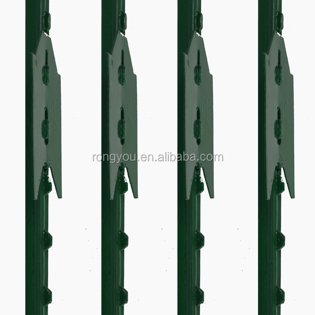 Removable Metal Fence Post