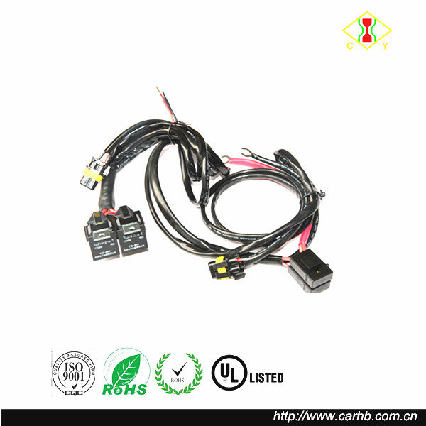 Dc 12v Car H1 H7 Hid Xenon Conversion Kit 80a Relay Wiring