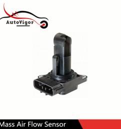 for toyota lexus mass air flow sensor 197400 2110 22204 0l010 22204 30010 [ 1000 x 1000 Pixel ]