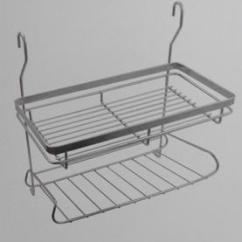 Kitchen Wire Storage Best Designs Stainless Steel Basket Two Tier Rack Buy