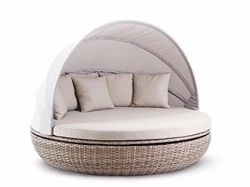 top grade outdoor patio round daybed with canopy buy round daybed with canopy patio daybed with canopy round daybed product on alibaba com