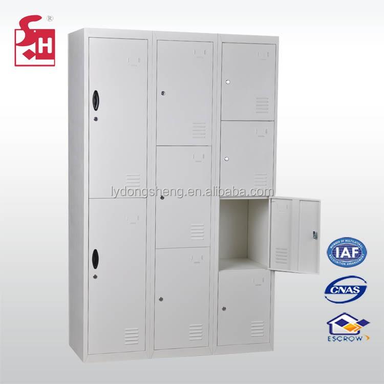 armoire de fer portes casier en acier