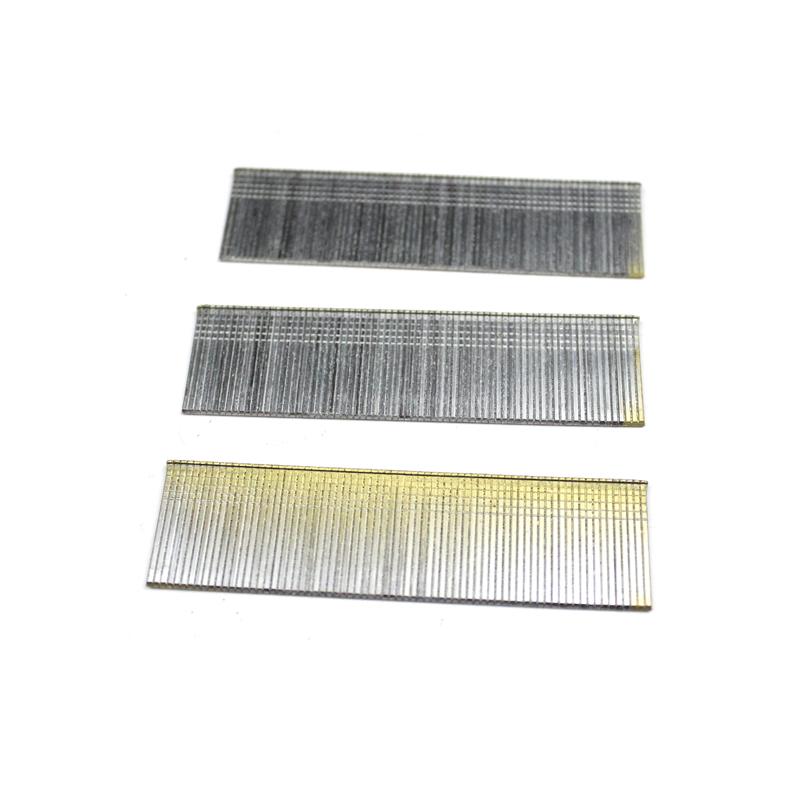 F10 F15 F20 f25 F30 Clavos para enmarcar grapadora eléctrica Clavos ...