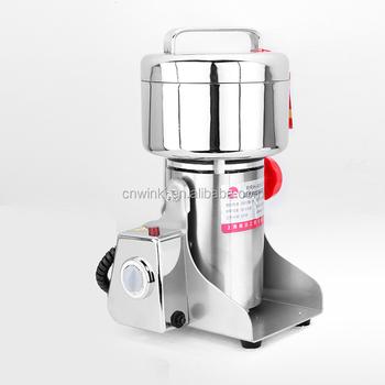 electric grinder kitchen glass door handles rrh 500 large capacity stainless steel mill crusher grains powder machine pepper