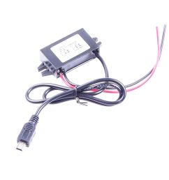 get quotations knacro dc dc 12v to 5v 3a step down power supply module car power [ 1500 x 1000 Pixel ]