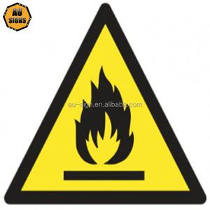 fire safety symbol fire