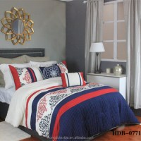 Luxury European Style Bedroom Set For Home Embroidery ...