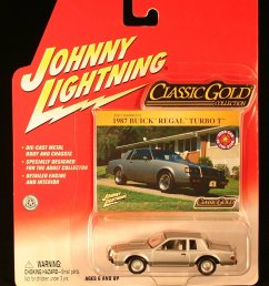 johnny lightning classic gold collection 1987 buick regal turbo t [ 1240 x 1500 Pixel ]