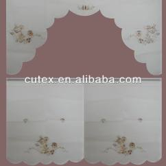 Kitchen Curtain Patterns Chip Cabinets Buy