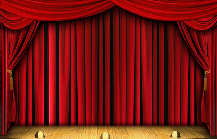 Electric Stage Curtains For Theatre Stage Curtain Decoration Buy Electric Stage Drapes