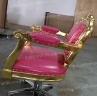 Fancy Hot Pink Salon Chair For Hair - Buy Salon Chair ...