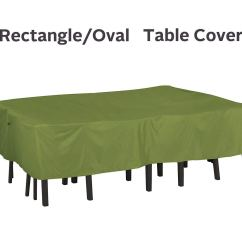 Patio Table And Chair Set Cover Round Oversized Swivel Buy Rectangular Furniture Covers Waterproof Outdoor Lawn Queena Oval Durable Water Resistant