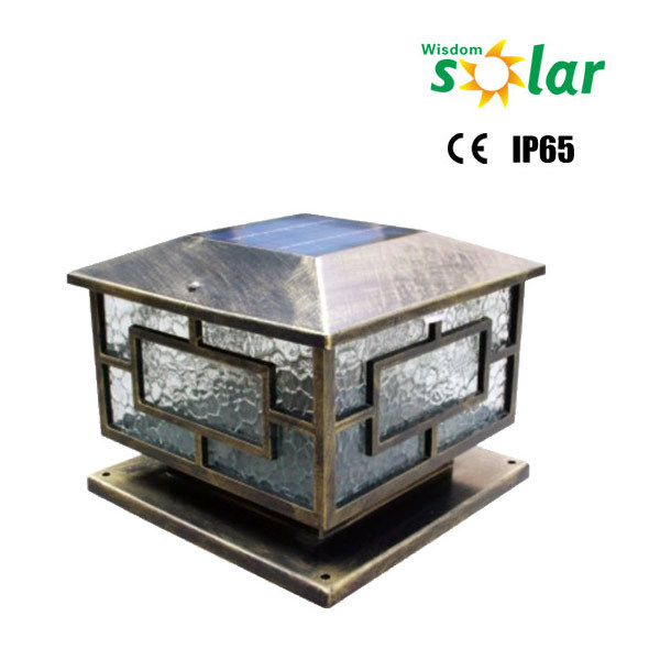 Solar Gate Lights