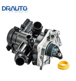 electronic water pump thermostat housing assembly 06l121111g 06k121011b for vw golf audi a3 a4 tt [ 1000 x 1000 Pixel ]