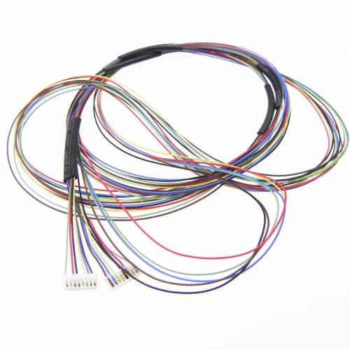 small resolution of custom automotive electronic wire harness assembly for crt monitor
