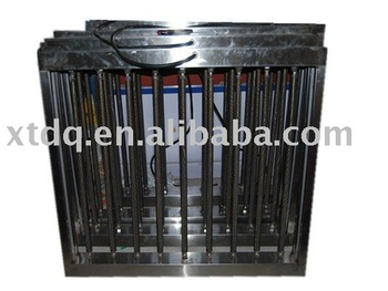 Finned Duct Type Air Electric Heater Buy Fin Tube Air