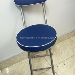 Folding Chair Round Foldable Shower With Arms Soft Seat Metal Buy Cheap