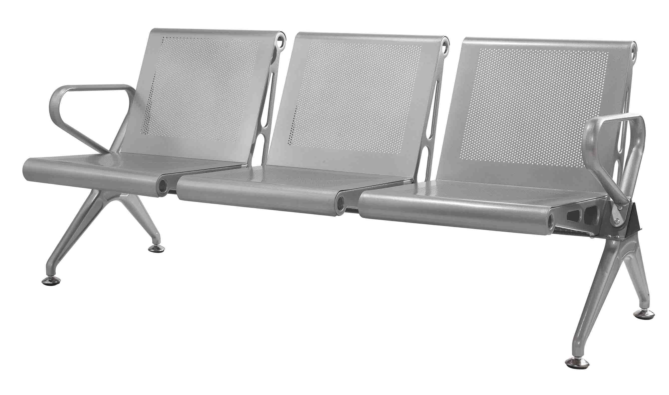 steel airport chair kitchen table and chairs walmart modern stil alüminyum havaalanı sandalye istasyonu